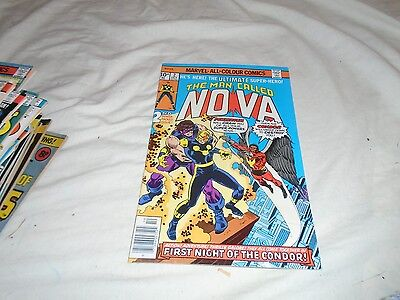 International Marvel The Man Called Nova #2 First Night Of The Condor