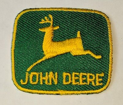 John Deere Symbol patches