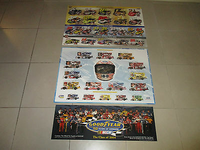 Nascar Poster Lot - 3 Posters - Very good condition - Ford