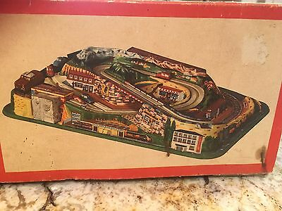 Vintage 1960's Technofix Auto Train WORKS in Excellent Condition Made in Germany