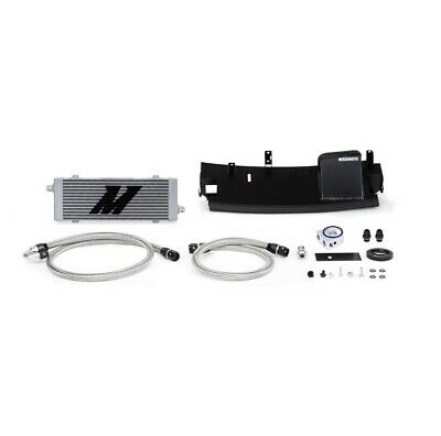 Mishimoto Oil Cooler (Focus RS 2016+) - Silver, Non-Thermostatic