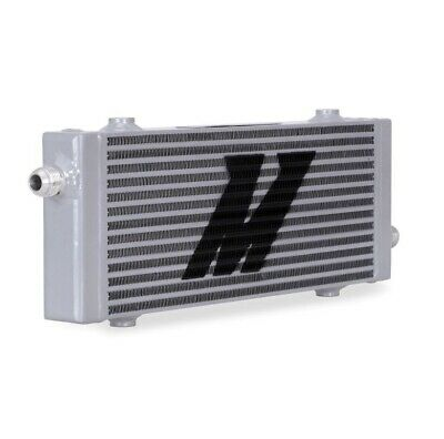 Mishimoto Universal Cross Flow Bar & Plate Oil Cooler, Medium - Silver