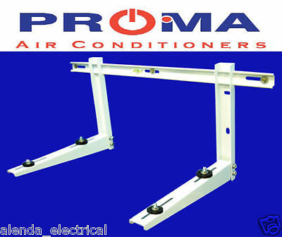 Brand New Heavy Duty Air Conditioner Wall Bracket - supports 150kg with bolts