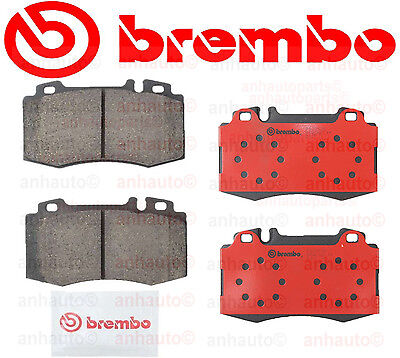 Brembo Front Brake Pads for Mercedes Benz C230 C240 C350 S350 P50053N
