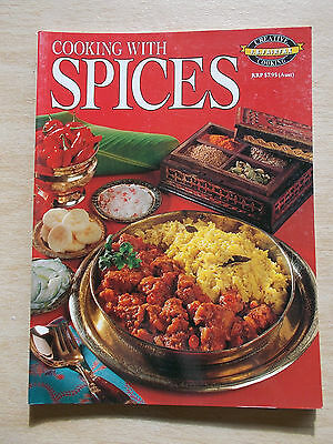 Cooking With Spices~Creative Cooking~Sweet & Savoury Recipes~Cookbook~80pp P/B