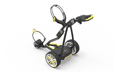 2017 PowaKaddy Touch Electric Golf Buggy with Lightweight Lithium Battery & Seat