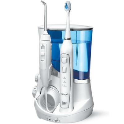 Waterpik Complete Care 5.0 Flosser & Toothbrush WP861 Dental Teeth Care Cleaning