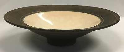 Vintage Australian Studio Pottery Bowl by Joy Van Der Heyden Pottery Bowl
