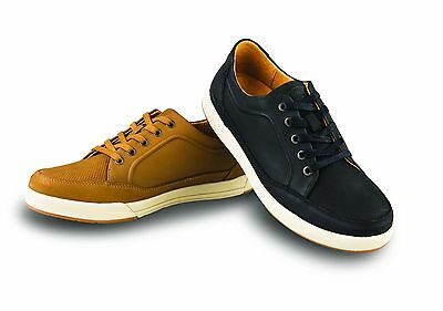 SCHOLL ORTHAHEEL MARK LACE UP Leather Shoes *BNIB* RRP $149.95