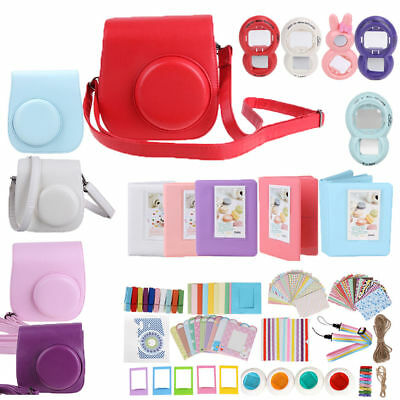 7/9/11 In 1 Instant Film Camera Accessory Bundles Set for Fujifilm Instax Mini 8