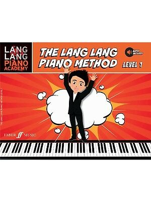 Lang Lang Piano Method Learn to Play Beginners Tutor Music BOOK & AUDIO Level 1