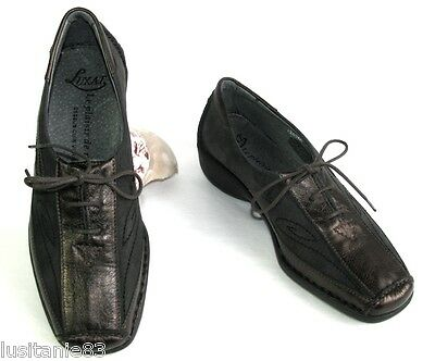 Luxat - Comfort Shoes All Grey Brown 37 & 37.5 - New & Box
