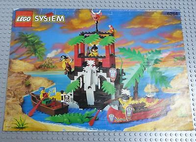LEGO INSTRUCTIONS MANUAL BOOK ONLY 6264 Forbidden Cove x1PC