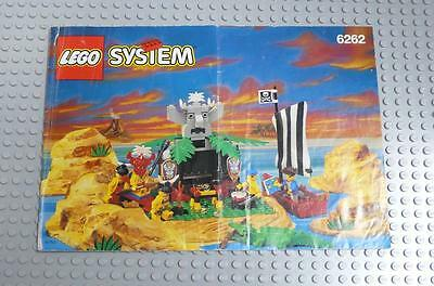 LEGO INSTRUCTIONS MANUAL BOOK ONLY 6262 King Kahuka's Throne x1PC