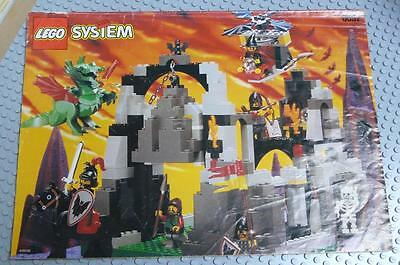 LEGO INSTRUCTIONS MANUAL BOOK ONLY 6087 Witch's Magic Manor x1PC