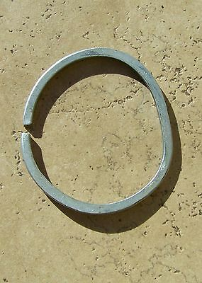 African Gabra Aluminum Bracelet from Kenya / Ethiopia   FROM A MUSEUM