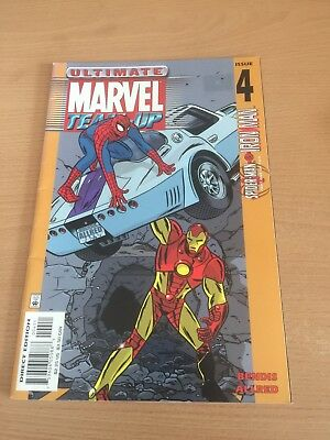 Ultimate Marvel Team Up Issue 4