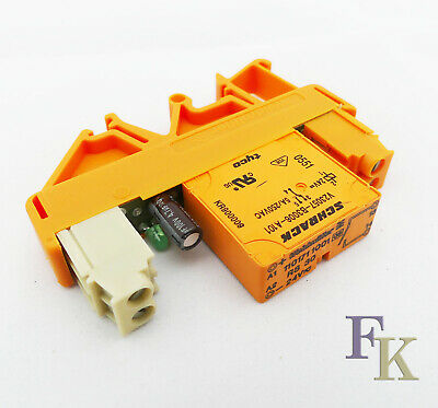 Weidmüller 1101711001 RS 30 24VUC LD LP 1A  Relay module -unused-