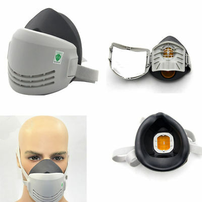 New Chemical Reusable Anti-Dust Paint Respirator Welding Safety Industrial Mask
