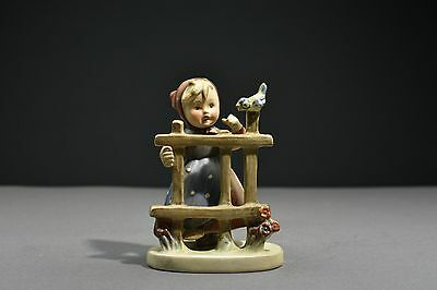"Hummel Goebel - Signs of Spring (small) - #203 2/0 - TMK-2 - 4"" high"