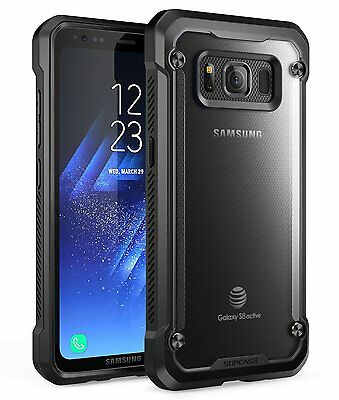 For Samsung Galaxy S8 Active Case, SUPCASE UB Series Protective Shockproof Cover