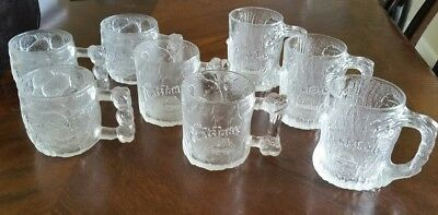 Mcdonalds flintstone mugs