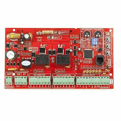 Replacement Control Board for Gate Openers Series Edition Compliant Sense Safety