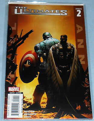 Marvel Ultimates Annual #2 October 2006 VF-NM Comic