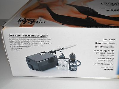 Luminess Airbrush Tanning System - Medium New in box