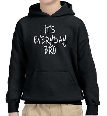 New Way 764 - Youth Hoodie It's Everyday Bro Jake Paul Team 10