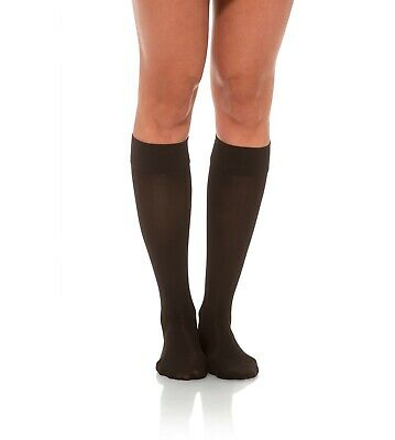 Jomi Compression Knee High Stockings Collection, 20-30mmHg Sheer Closed Toe 232