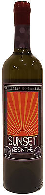 Demoiselle Sunset 750ml Real Absinthe, Grown and Distilled in Australia