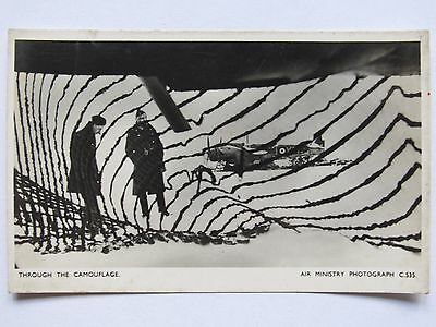 Cpa Carte Photo Gb Ww2 Anglais Bef 1939 Dunkerque 1940 An Raf Bomber In France