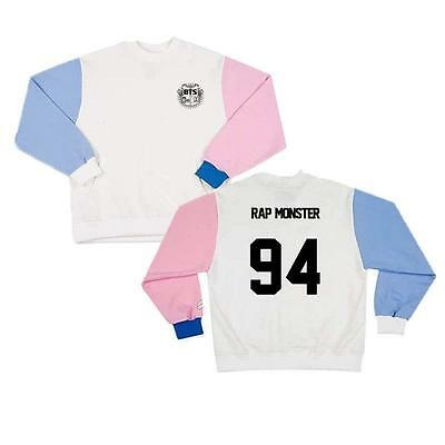 Hot Kpop BTS Wings Sweatershirt Rap Monster Sweater Hoodie Pullover Mantel Neu