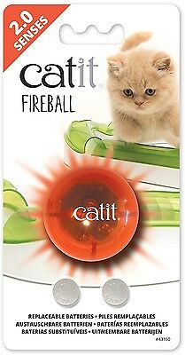 Catit 2.0 Senses Light Ball Toy For Cat