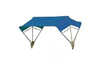 """Ford Tractor Umbrella Buggy Top 3 Bow 48"""" Frame & Blue Ford Cover"""