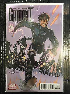 Gambit (Vol 5 2012) #6 NM- 1st Print Marvel Comics