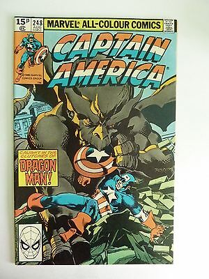 Marvel - Captain America August 1980 No. 248