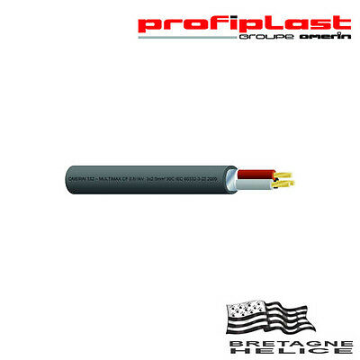 Cable Electrique Marin Multimax Cf 3 X 1.5 Mm