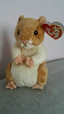 TY Beanie Baby. Pellet. Mint Condition.