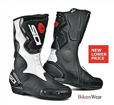 SIDI Fusion  - Morotcycle Racing / Sports / Touring  Everyday boot £ 50 OFF