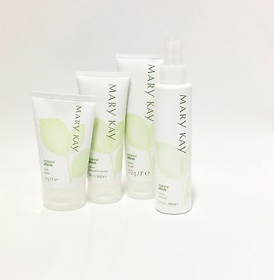 Mary Kay Botanical Effects Set 4 tlg. für Mischhaut/Fettige Haut