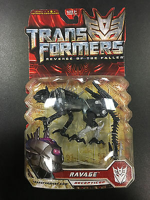 Hasbro Transformers Revenge of the Fallen Deluxe Ravage Action Figure