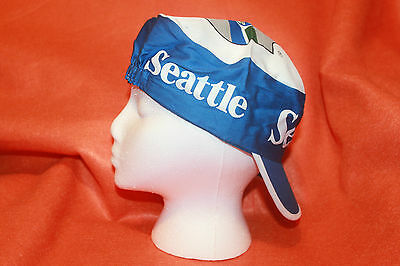 Seattle Seahawks Hat NFL Painters Cap Vintage New Old Stock from the 80 s a61269366
