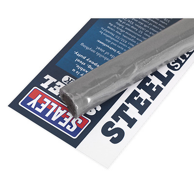 Sealey Quick Set Metal Putty Steel Stick 114g SCS390