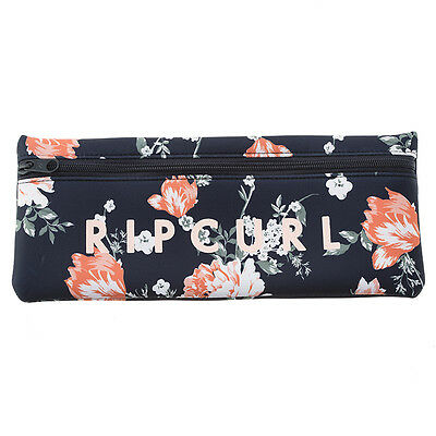 Rip Curl Mixed Up Pencil Case in Blue