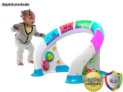 Fisher Price Bright Beats Toy Smart Touch Play Space Piano Dance Educational Bar
