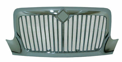 International Durastar 4200 4300 4400 Grille | Chrome | Without Bugscreen