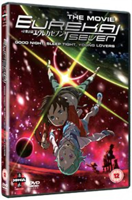 Eureka Seven: The Movie  DVD NUEVO