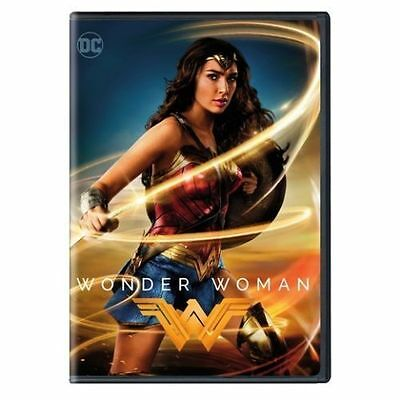 Wonder Woman (DVD 2017) NEW* Action, Adventure* PRE-ORDER SHIPS ON 09/19/17